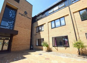 Thumbnail 1 bed flat to rent in Anglian House, Ambury Road South, Huntingdon, Cambridgeshire