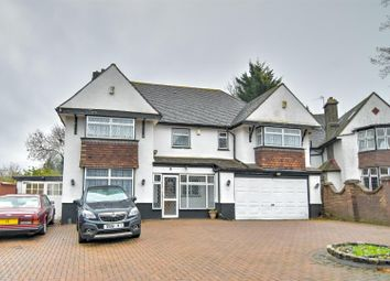 Thumbnail 6 bed detached house for sale in Hill Drive, London