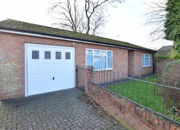 Thumbnail 2 bed detached bungalow for sale in Drewery Drive, Wigmore, Gillingham, Kent