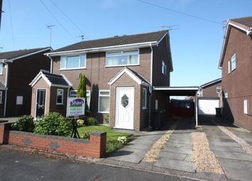 Thumbnail 2 bedroom semi-detached house for sale in Tamar Road, Kidsgrove, Stoke-On-Trent