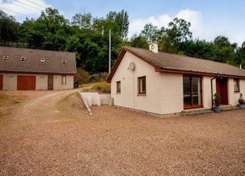 Thumbnail 4 bed bungalow for sale in Letters, Lochbroom, Garve