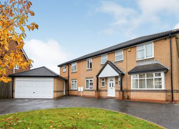 Thumbnail 5 bed detached house for sale in Pilgrims Way, Stenson Fields, Derby