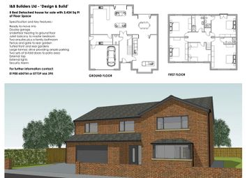 Thumbnail 5 bed detached house for sale in Rusper Drive, Moor Row