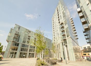 Thumbnail 1 bed flat to rent in Atrium Heights, Little Thames Walk, Greenwich Creekside