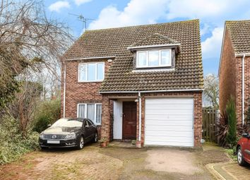 Thumbnail 4 bed detached house for sale in Roblin Close, Aylesbury