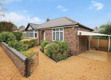 Thumbnail 3 bed detached house for sale in Cressbrook Road, Stockton Heath, Warrington