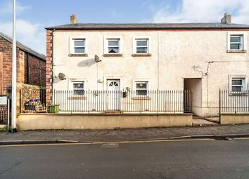 Thumbnail 2 bedroom flat to rent in Station Road, Wigton