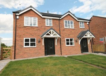 Thumbnail 3 bed semi-detached house for sale in Wallace, Tern Valley Business Park, Market Drayton