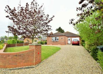 Thumbnail 3 bed bungalow for sale in Eastfield Lane, Grimoldby, Louth