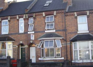 Thumbnail 3 bedroom terraced house to rent in Emscote Road, Warwick