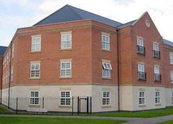 Thumbnail 2 bed flat to rent in Cambrai Close, Lincoln