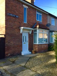 Thumbnail 3 bed semi-detached house to rent in Eamont Road, Stockton-On-Tees