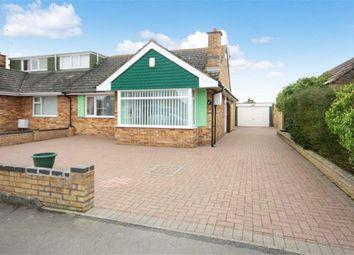 Thumbnail 2 bedroom semi-detached bungalow for sale in Blenheim Road, Wroughton, Swindon
