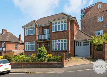 Thumbnail 3 bed detached house for sale in Canonbie Road, London