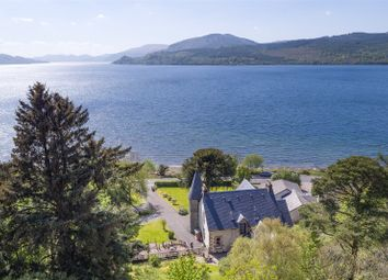 Thumbnail 5 bed detached house for sale in Strachur, Cairndow, Argyll