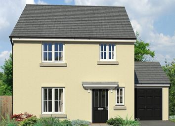 """Thumbnail 3 bed detached house for sale in """"The Fenwick"""" at Station Road, South Molton"""