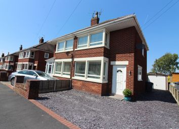 Thumbnail 2 bed semi-detached house for sale in Salmesbury Avenue, Bispham