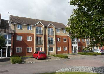 Thumbnail 2 bed flat for sale in Braeburn Walk, Royston, Royston