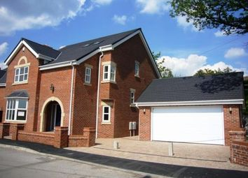 Thumbnail 5 bedroom detached house for sale in Middlewood Road, High Lane, Stockport, Greater Manchester