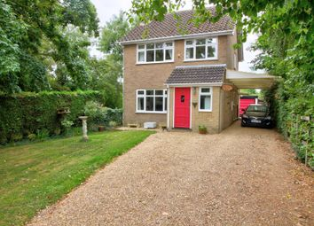 Thumbnail 3 bed detached house for sale in Colley Rise, Lyddington, Oakham