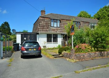 Thumbnail 4 bed semi-detached house for sale in St. Annes Close, Guys Marsh, Shaftesbury