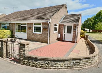 Thumbnail 2 bed semi-detached bungalow for sale in Beverleys Avenue, Whatton, Nottingham