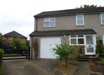 Thumbnail 4 bed semi-detached house to rent in Bullfinch Dene, Sevenoaks