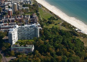 Thumbnail 3 bed flat for sale in West Cliff Road, Bournemouth, Dorset