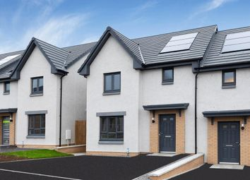 "Thumbnail 3 bedroom semi-detached house for sale in ""Craigend"" at Kingswells, Aberdeen"