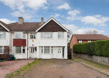 Thumbnail 3 bed end terrace house for sale in The Glade, Croydon
