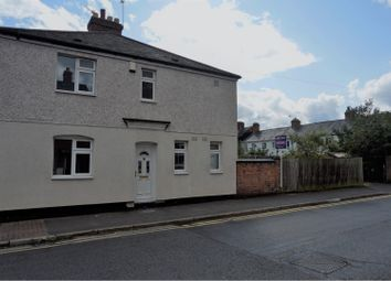 Thumbnail 3 bed end terrace house for sale in Kirkdale Road, Wigston