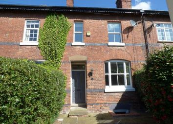 Thumbnail 2 bed terraced house to rent in Moss Lane, Alderley Edge