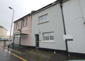 Thumbnail 4 bed terraced house for sale in Commercial Road, Plymouth, Devon