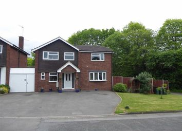 Thumbnail 4 bed detached house for sale in Milford Close, Allesley Village, Coventry