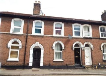Thumbnail 4 bed terraced house for sale in Windsor Street, Luton, Bedfordshire