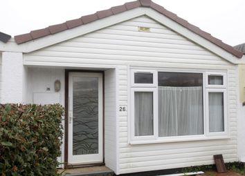 Thumbnail 1 bed terraced bungalow to rent in Cumber Close, Malborough, Kingsbridge