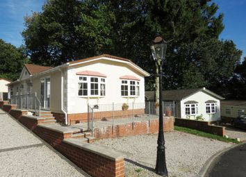 Thumbnail 2 bed mobile/park home for sale in Sumner Road, Bittaford, Ivybridge