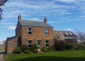 Thumbnail 3 bed farmhouse to rent in Main Road, Terrington St. John, Wisbech