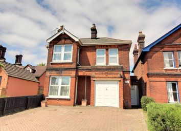 Thumbnail 4 bed detached house to rent in Belstead Road, Ipswich