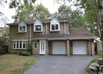Thumbnail 4 bedroom detached house to rent in Euston Close, Lincoln