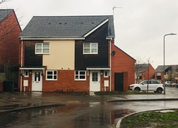 Thumbnail 2 bed semi-detached house for sale in Fairmount Road, Worcester