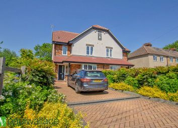 Thumbnail 4 bed semi-detached house to rent in Old Nazeing Road, Broxbourne