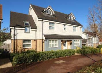 Thumbnail 5 bedroom detached house for sale in Top Fair Furlong, Redhouse Park, Milton Keynes