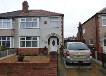 Thumbnail 3 bed semi-detached house for sale in Old Farm Road, Crosby, Liverpool