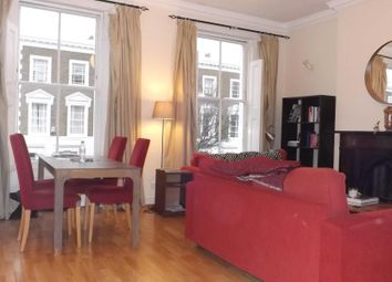 Thumbnail 3 bed flat to rent in Richborne Terrace, London