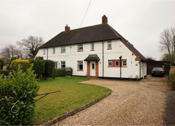 Thumbnail 3 bedroom semi-detached house for sale in Tower View, Woodhall Spa