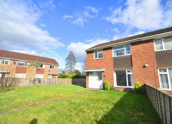 Thumbnail 3 bed end terrace house for sale in Carter Road, Cheltenham, Gloucestershire