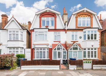 Thumbnail 2 bed flat for sale in Rusthall Avenue, London