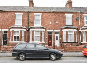 Thumbnail 2 bed terraced house for sale in Huntington Road, York