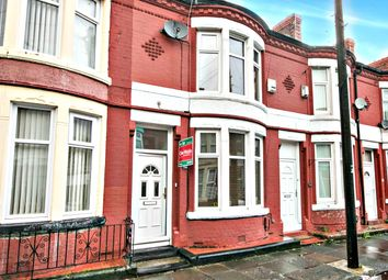 Thumbnail 2 bed terraced house for sale in Northbrook Road, Wallasey